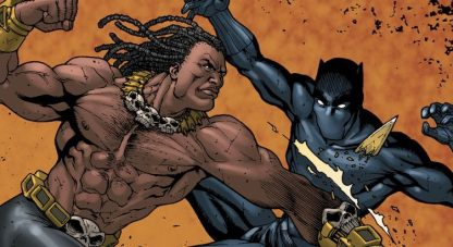 killmonger comics