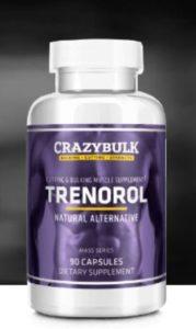 Recensione di Trenorol: l'ultimo steroide legale per la salute generale mentre si riempie e si restringe